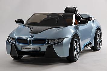 Bmw I8 Concept Azul Los Ninos Del Coche Los Ninos Del Coche