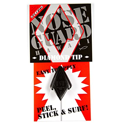 4804b16b6 Amazon.com   SurfCo - Nose Guard Diamond Tip Kit in Black   Sports ...