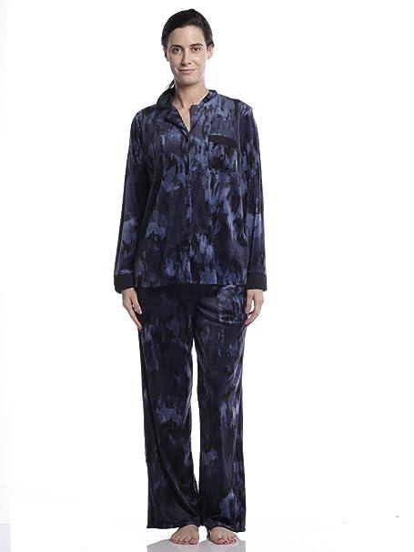 DKNY Women s A Notch Above Long Pajama Set 16771d7d2