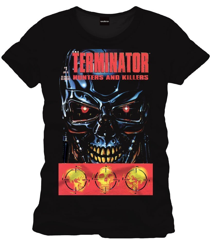 Terminator T-Shirt Hunters and Killers Size L (Large)