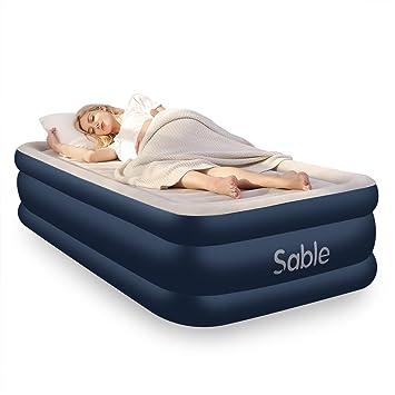 Amazon.com: Colchones hinchables Sable Air tamaño Queen con ...