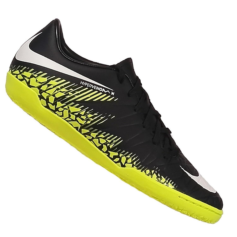 619da45764a lovely Nike Kids  Jr Hypervenom Phelon II IC Indoor Soccer Shoe (Black