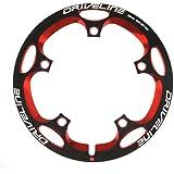 Driveline ドライブライン スーパーガード G2モデル 自転車用 バッシュガード チェーンリングガード BCD130mm 【正規輸入品】