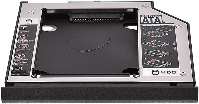 Richer-R Bahía de Disco Duro Interno para Acer, SATA 3.0 HDD/SDD 7 ...