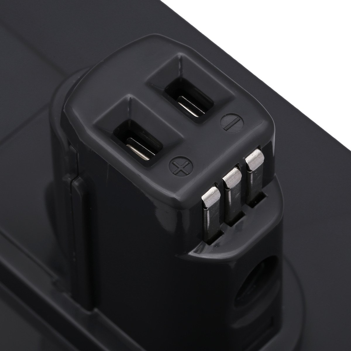 Powerextra Upgraded 22.2V 3000mAh Replacement Battery for Dyson ...