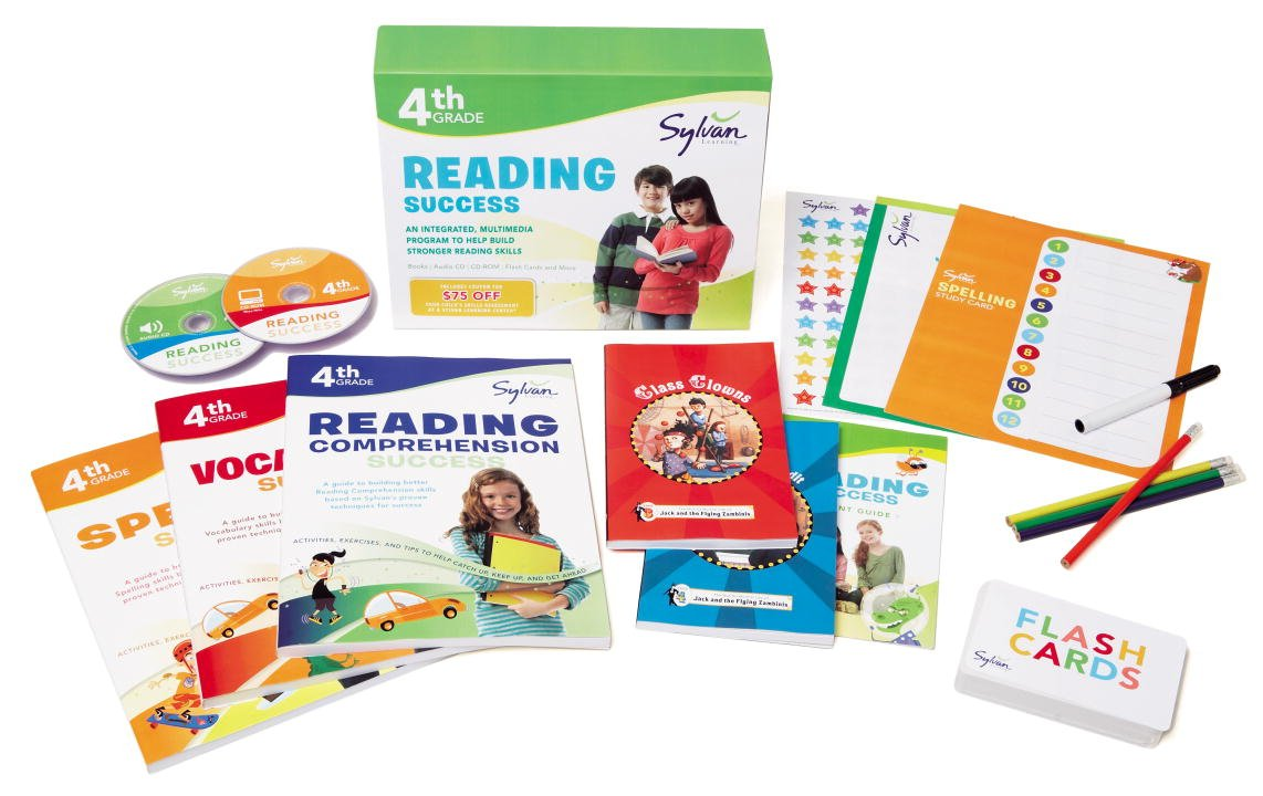 Download Fourth Grade Reading Success: Complete Learning Kit (Language Arts Kits) pdf