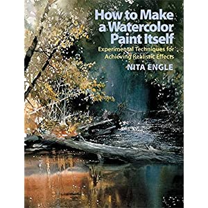 How to Make a Watercolor Paint Itself: Experimental Techniques for Achieving Realistic Effects
