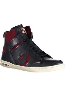 B0298 sneaker uomo CONVERSE ALL STAR scarpa blu shoes men [40.5]