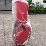Posma RC010 Golf Bag Rain Cover Easy Access Pockets Waterproof Lightweight