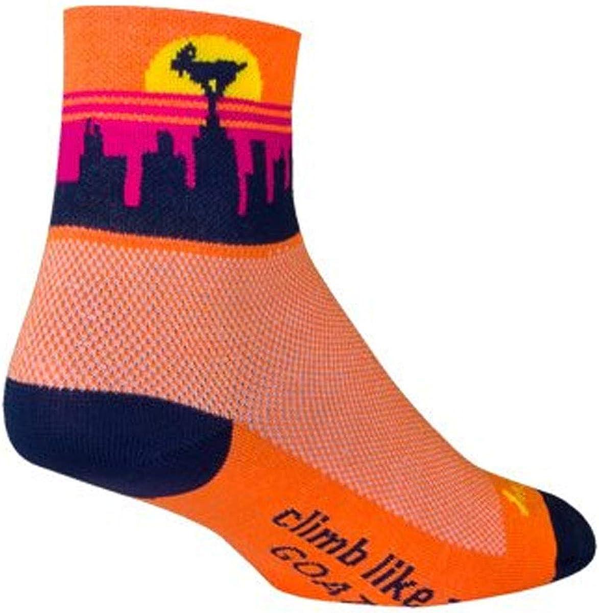 SockGuy Classic 3in Balance Cycling/Running Socks