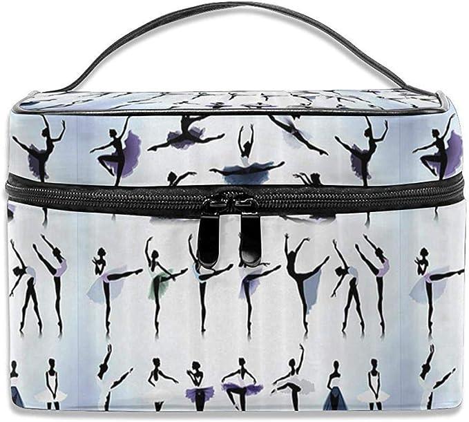 bolsa de maquillaje para ballet