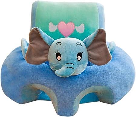 Nota: solo la funda para sofá de bebé. No hay relleno de algodón. El comprador debe llenarse antes d