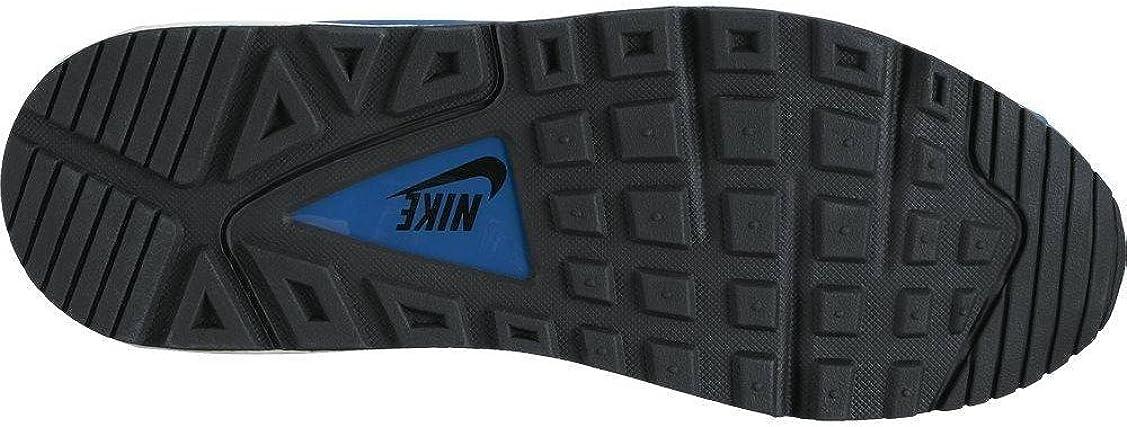 NIKE Air MAX Command PRM, Zapatillas de Running para Hombre Azul Bleu Industriel Bleu Industriel Blanc