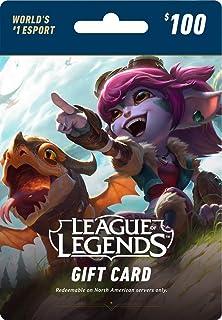 Amazon com: League of Legends $25 Gift Card – 3500 Riot
