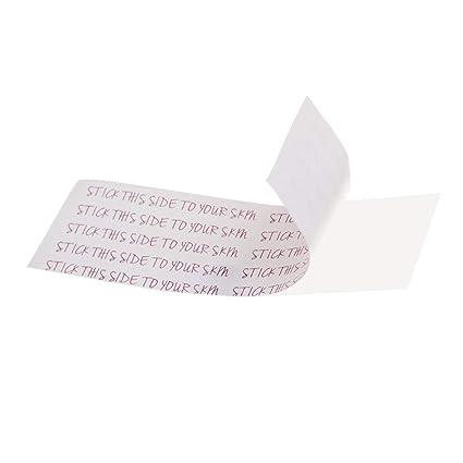 Jo Thornton – boobylicious – Cinta de doble cara adhesiva 80 unidades) – Asegura sujetador