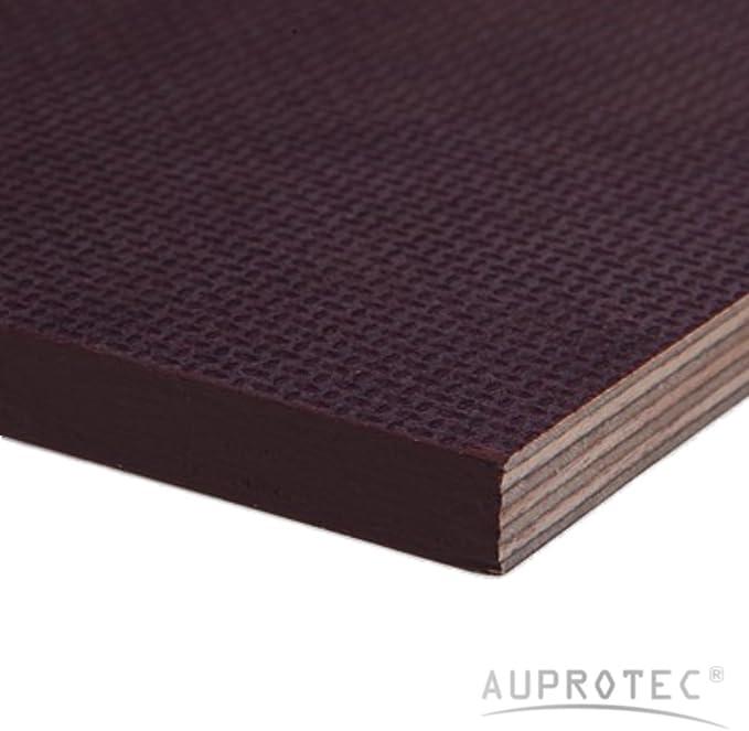 Siebdruckplatte 27mm Zuschnitt Multiplex Birke Holz Bodenplatte 100x60 cm