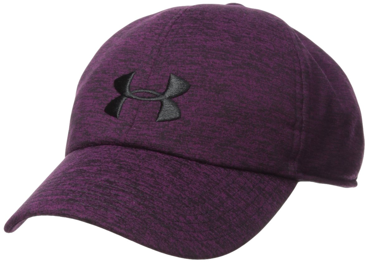 Under Armour Womens Twisted Renegade Cap, Merlot (564)/Black, One Size
