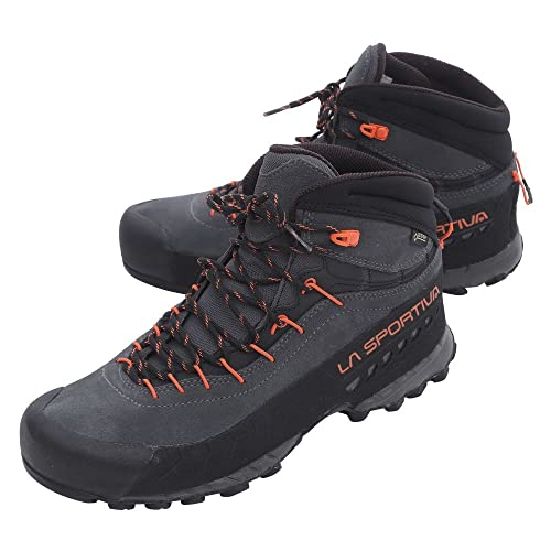 La Sportiva Tx4 Mid GTX Carbon/Flame, Zapatillas de Senderismo Unisex Adulto: Amazon.es: Zapatos y complementos