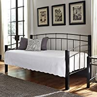 Fashion Bed Group B50L48 Scottsdale Daybed w, With Link Spring