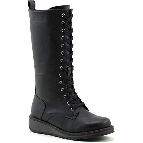 8d4ce397e160 Heavenly Feet Maze Mid Boots  Amazon.co.uk  Shoes   Bags