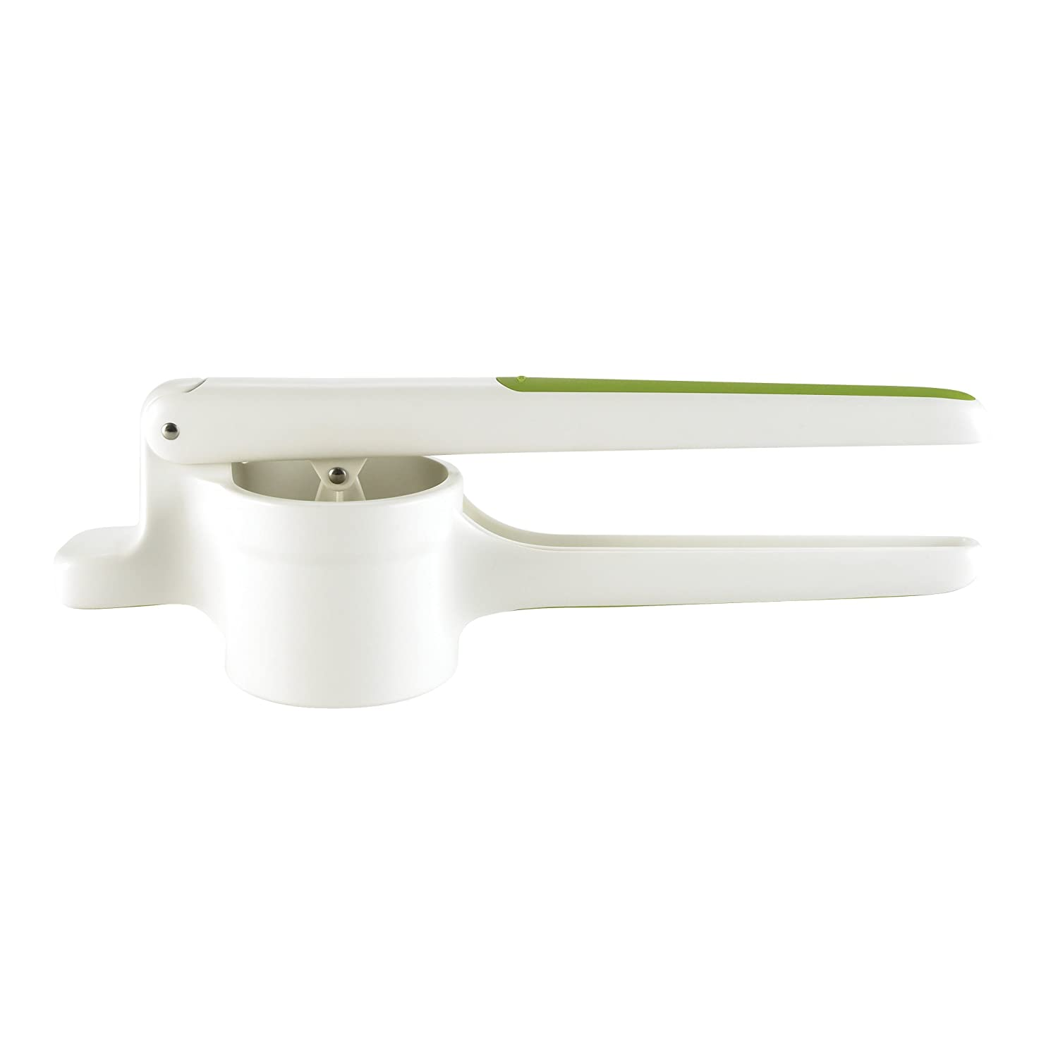 OXO Tot Baby Food Ricer, White/Green (Discontinued by Manufacturer)