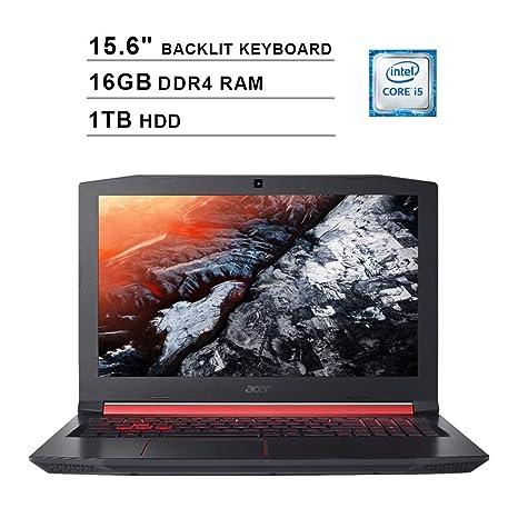 Amazon.com: 2019 Acer Nitro 5 AN515 15.6 Inch FHD Gaming ...