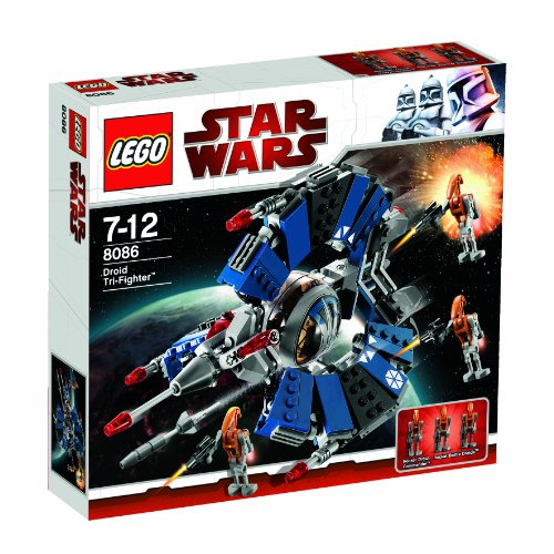 LEGO Star Wars 8086 Droid Tri-Fighter (Lego Droid Tri Fighter)
