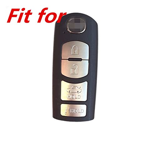 fits Toyota Prius 2004 2005 2006 2007 2008 2009 Key Fob Cover Case Shell Keyless Entry Remote Set of 2