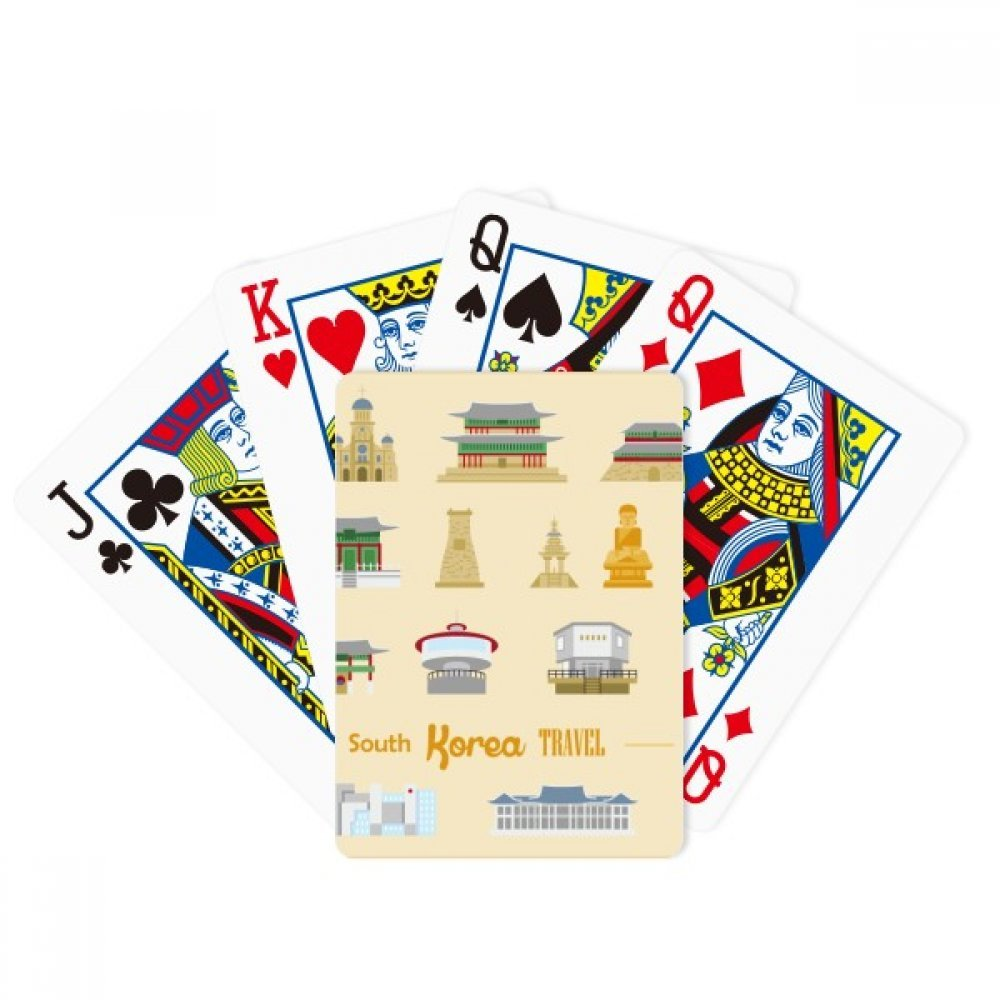 beatChong South Korea Famous Travel Poker Playing Card Tabletop Board Game Gift by beatChong