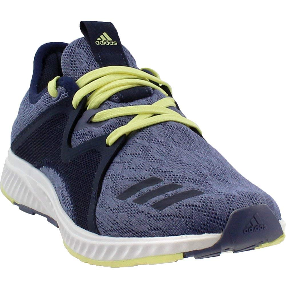 adidas W Edge Lux 2 Purple Blue Yellow X-Trainer Shoes (BW1429)  3b5313b62