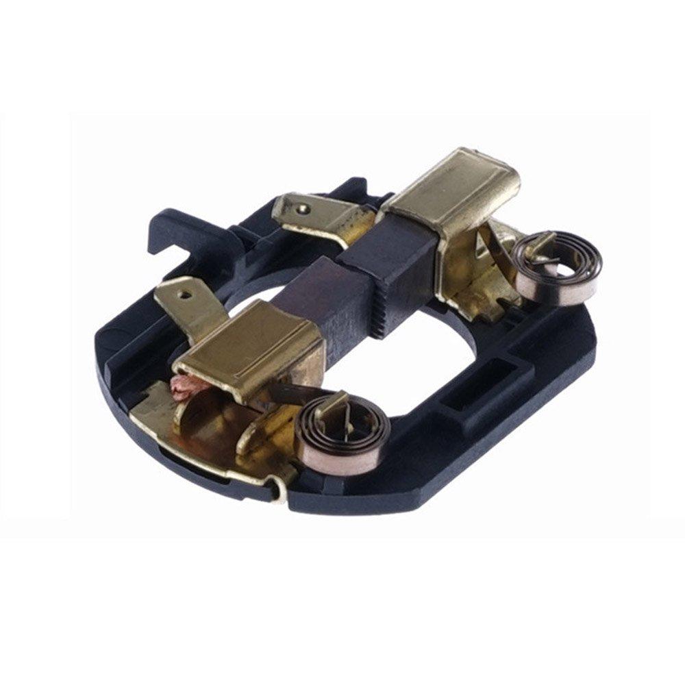 Replacement A complete set of Carbon Brush Holder Brush Assembly for DEWALT DCF880 DCF885 DCF835 DCF830 Hammer Drill