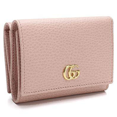 finest selection ea949 87aa9 Amazon | グッチ GUCCI コンパクト 3つ折り財布 474746 CAO0G ...
