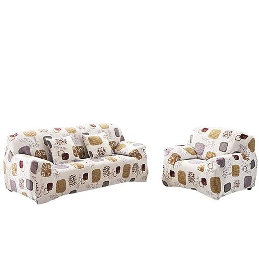 Fundas de sofá Beautylife66, tejido elástico, fundas ...