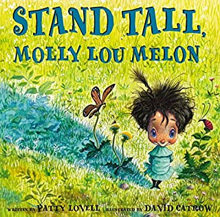 Book Cover: Stand Tall, Molly Lou Melon