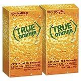 True Citrus, 100 Count 2-Pack - Orange