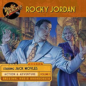Rocky Jordan, Volume 1 Radio/TV Program