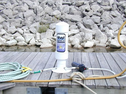 Genova Products SS6015 Boji Hi-Capacity Marine/RV Filter Softener