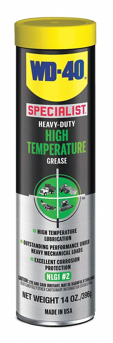 Specialist Green Lithium Complex High Temperature Grease, 14 oz, NLGI Grade: 2 WD-40 SPECIALIST