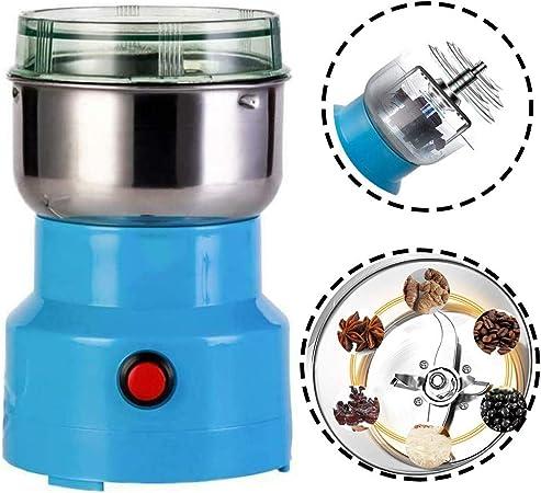 Opinión sobre CCRTC Molinillo de Granos de Cereales EléCtrico PortáTil Multifunction Smash Machine Molinillo de Café EléCtrico para la Oficina o la Casa électrique