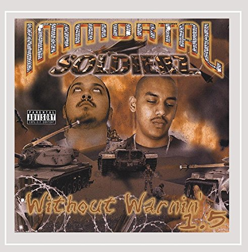 Without Warning 1.5 [Explicit] (Bone Thugs Creepin On Ah Come Up)