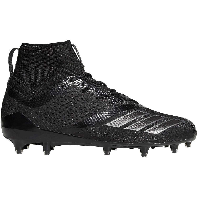 (アディダス) adidas メンズ アメリカンフットボール シューズ靴 adiZERO 5-Star 7.0 SK Mid Football Cleats [並行輸入品] B07C7Q64KM 10.5-Medium