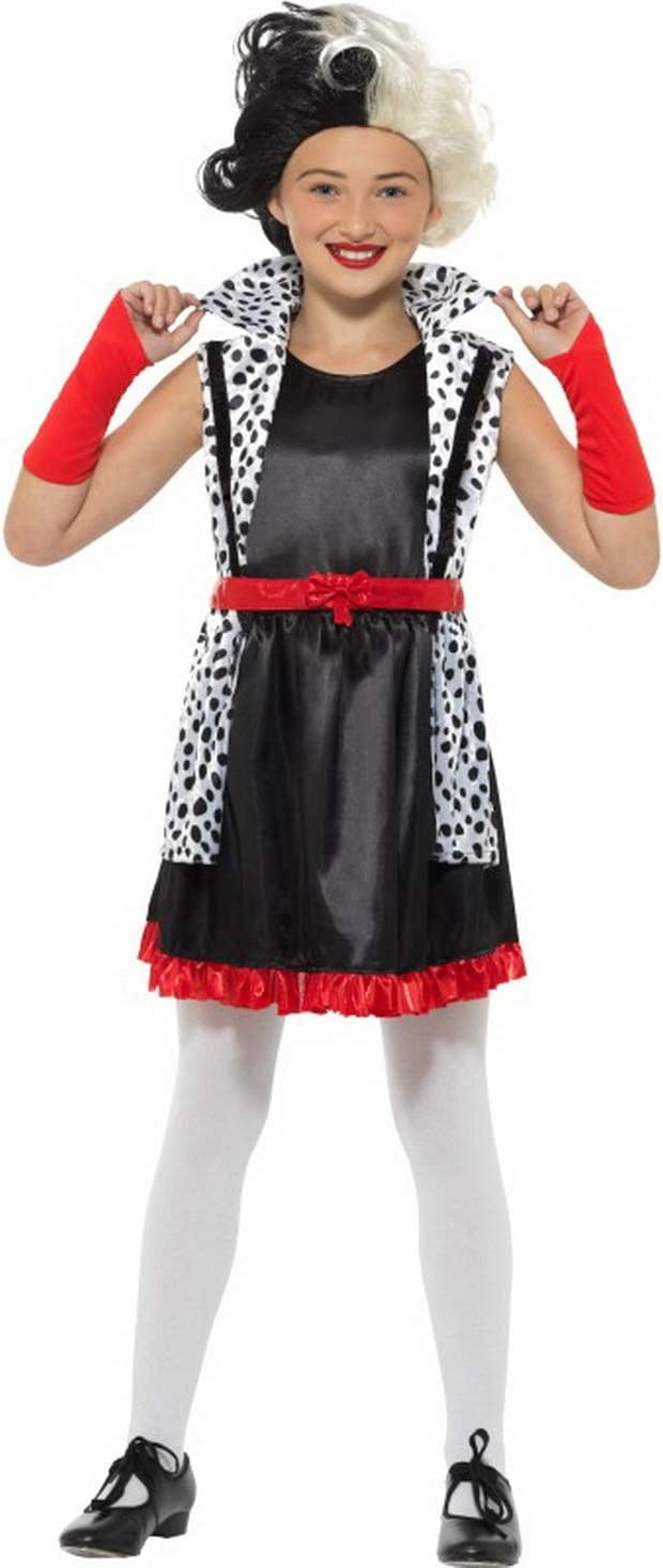 Fancy Ole - Disfraz para niña con Chaqueta y Guantes incluidos ...