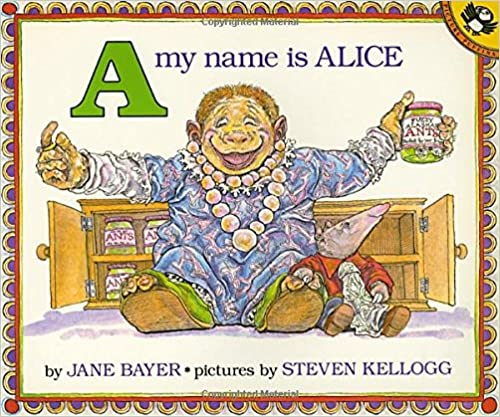 A, My Name Is Alice (Picture Puffin Books) Download