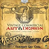 Vintage Commercial Art and Design (Dover Pictorial Archive)