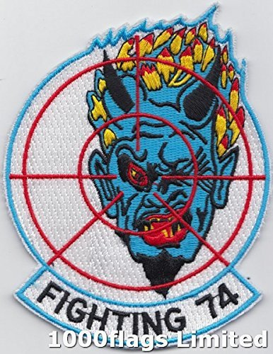 US Navy VF-74 Fighter Squadron 74