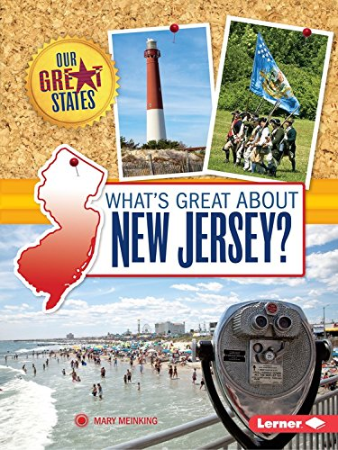What's Great About New Jersey? (Our Great - New Toms River Jersey