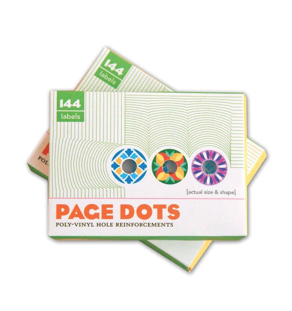 Page Dots: Frolic by Girl of All Work