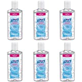Purell Advanced Hand Sanitizer for First Aid Providers 4 Fl. Oz (6 Pack)