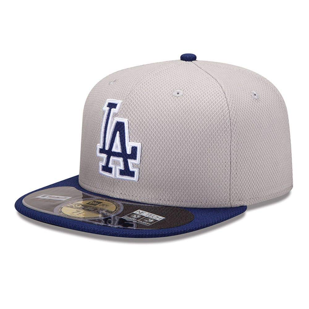 A NEW ERA Gorra Plana Azul Ajustada 59FIFTY Diamond Era de Los ...