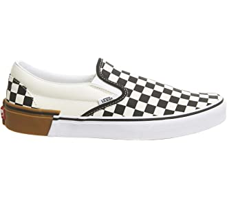 40d19a73ba6a10  2 Vans Unisex Classic (Checkerboard ) Slip-On Skate Shoe